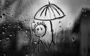depresion rain